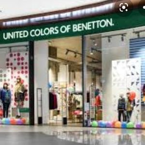 United Colors Of Benetton Multicolor Sweater